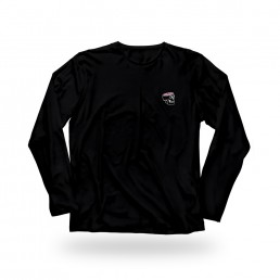 Black Long sleeve t-shirt Dead Fresh