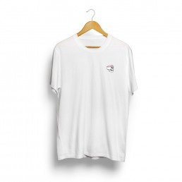 White t-shirt Dead Fresh