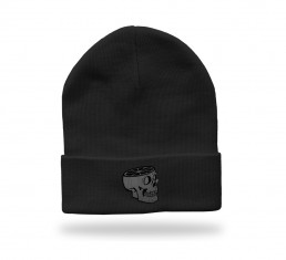 The Black Pearl Beanie